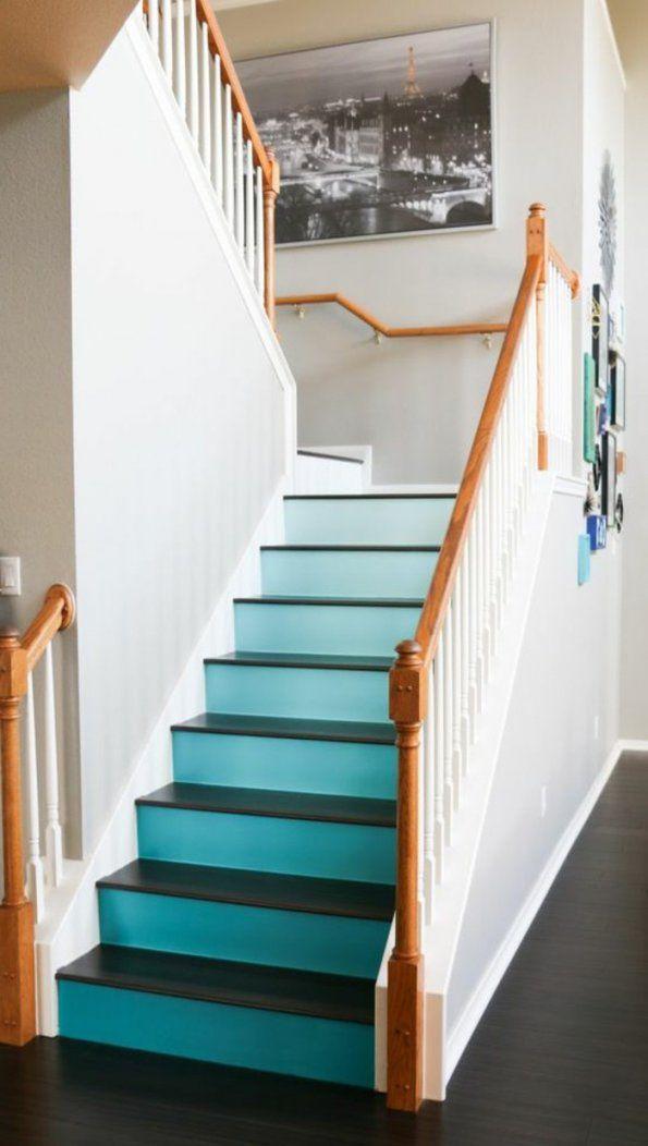 50 Bilder Und Ideen Für Treppenaufgang Gestalten Avec Treppenhaus von Treppenhaus Gestalten Schöner Wohnen Photo
