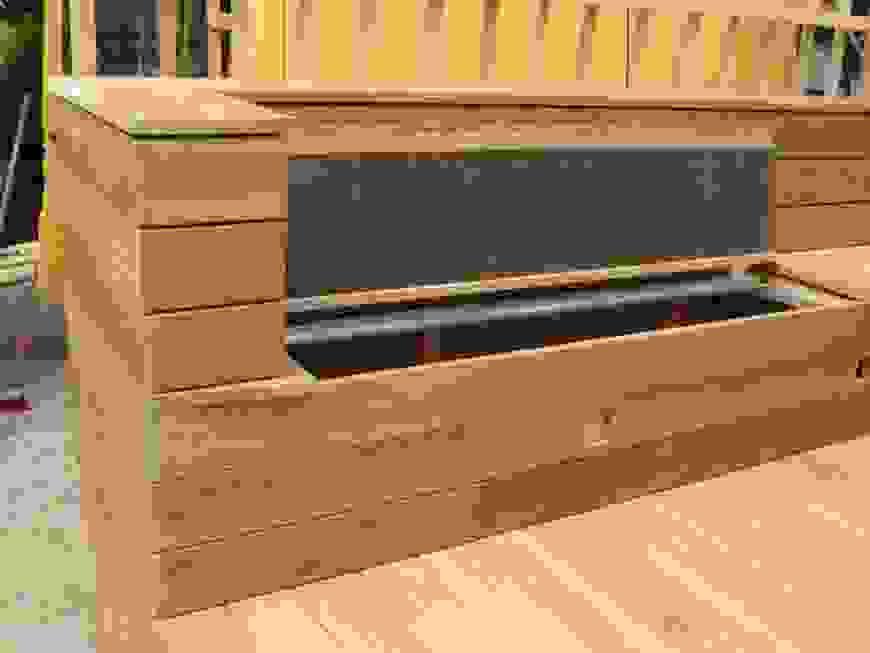 Bank Mit Stauraum Garten 50 coole garten ideen für gartenbank selber bauen freshouse ist von