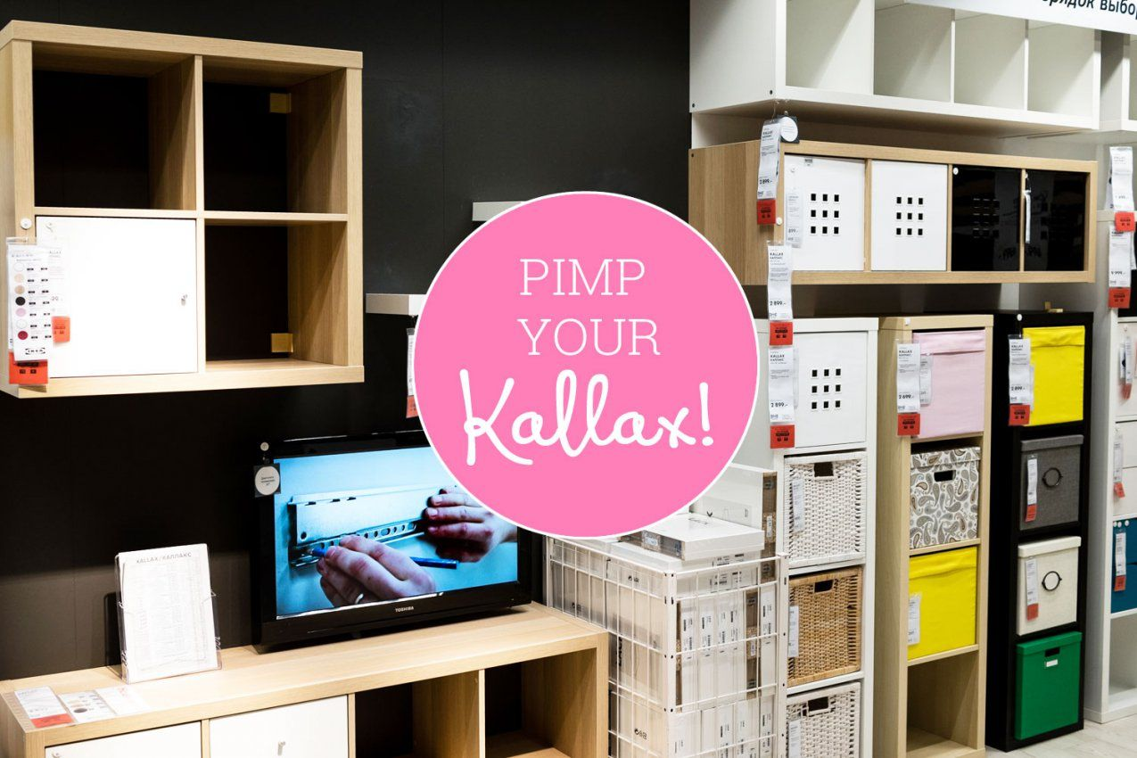 8 Geniale Kallax Hacks Aus Dem Netz von Ikea Regal Kallax Aufbauanleitung Bild