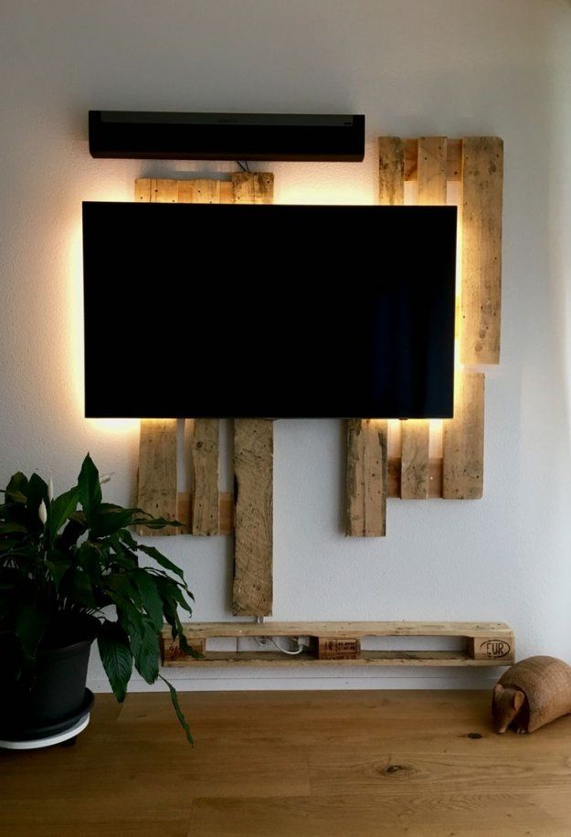 832 Best Kunst Aus Treibholz Images On Pinterest  Drift Wood von Tv Bank Aus Paletten Photo