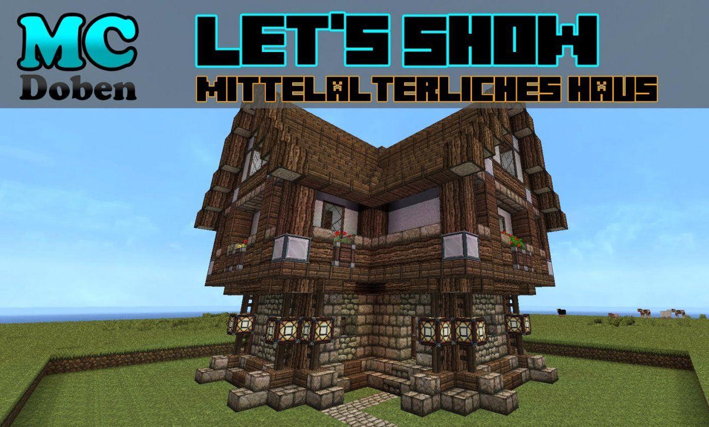99 Minecraft Mittelalter Haus Bauplan Ideen von Minecraft Mittelalter Haus Bauplan Bild