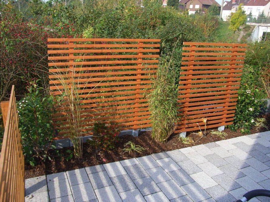 99 Sichtschutz Garten Selber Bauen Ideen von Sichtschutz Aus Paletten Selber Bauen Photo