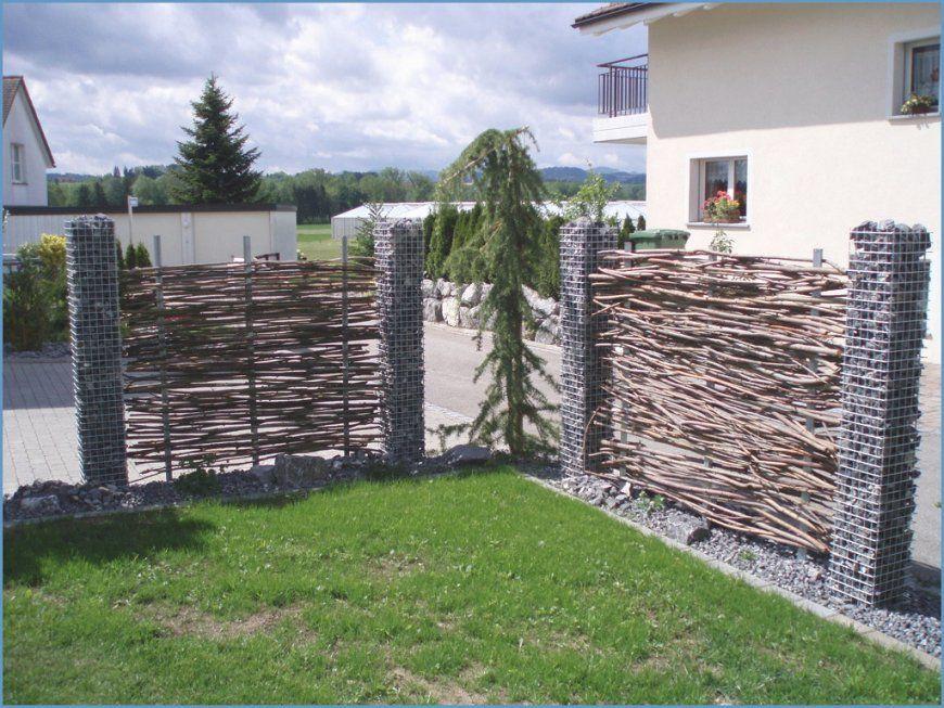 99 Sichtschutz Garten Selber Bauen Ideen von Sichtschutz Aus Stein Selber Bauen Bild