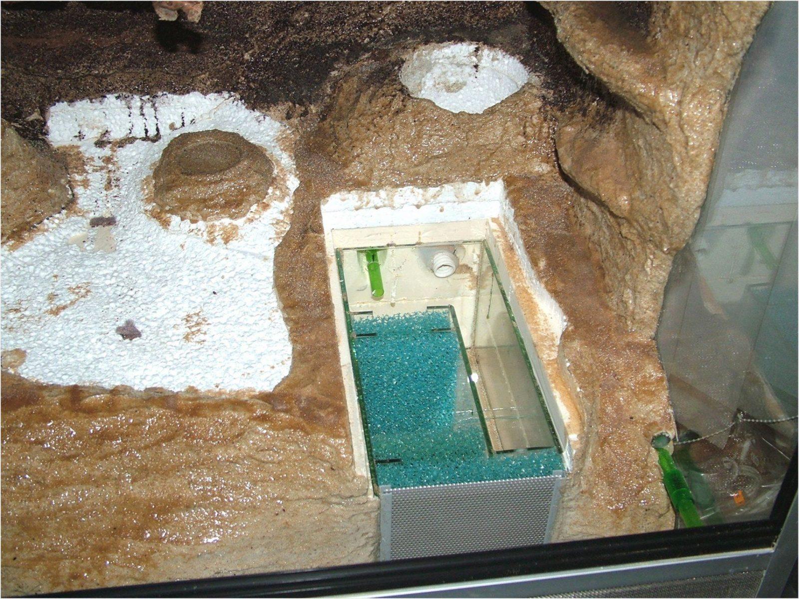 99 Terrarium Wasserfall Bauen Ideen von Zimmer Wasserfall Selber Bauen Bild