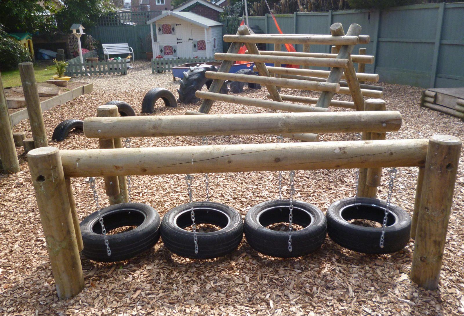 Abenteuerspielplatz Für Kinder Zum Spielen Im Freien  Freshouse von Spielgeräte Garten Selber Bauen Photo