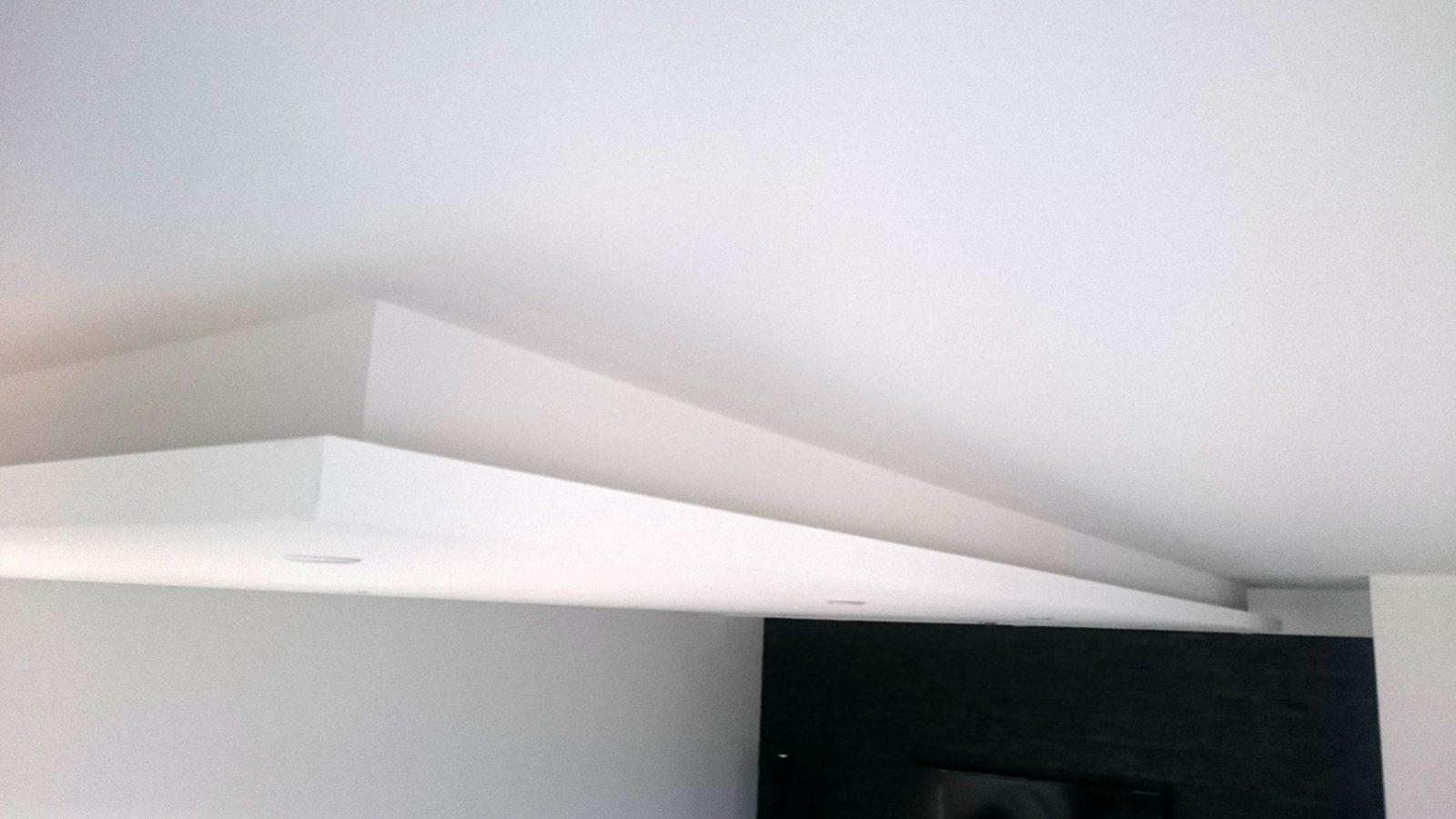 Abgehängte Decke Mit Indirekter Beleuchtung (Lichtvouten) Selber Machen von Indirekte Beleuchtung Selber Bauen Anleitung Photo