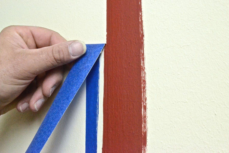 kanten streichen ohne abkleben | haus design ideen