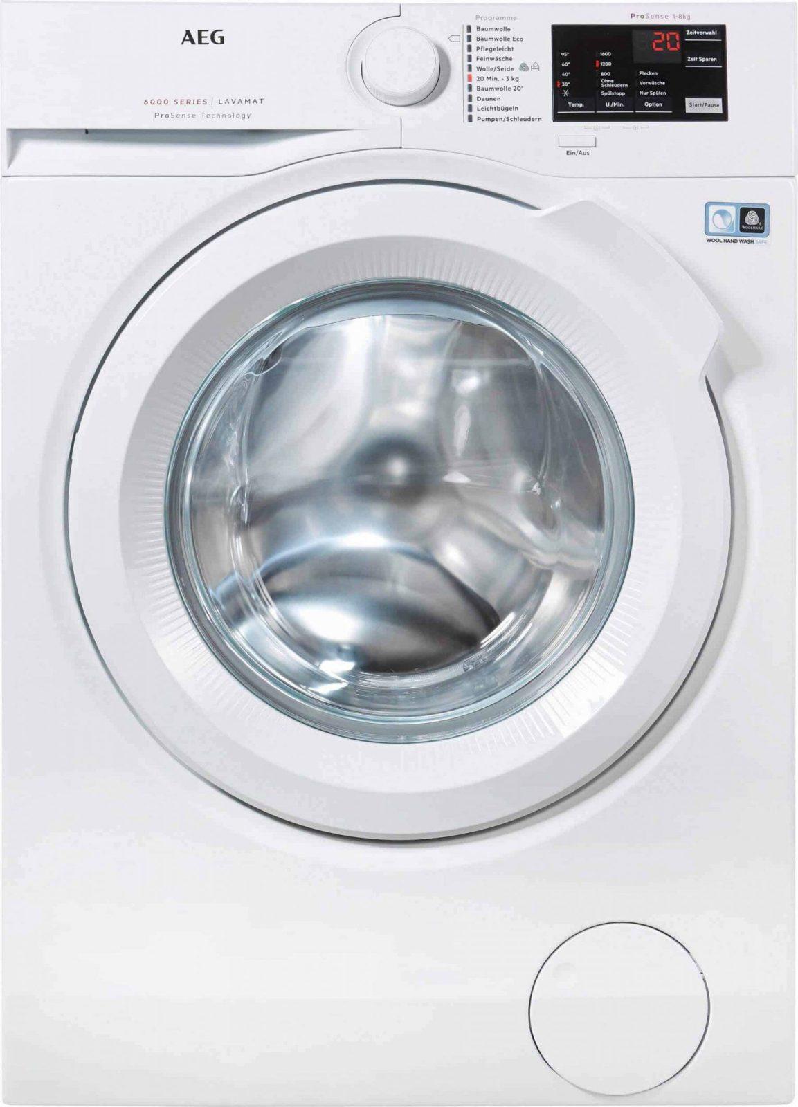 Aeg L6Fb54680 Waschmaschine Im Test 2018 von Beko Wmb 71443 Pte Stiftung Warentest Bild