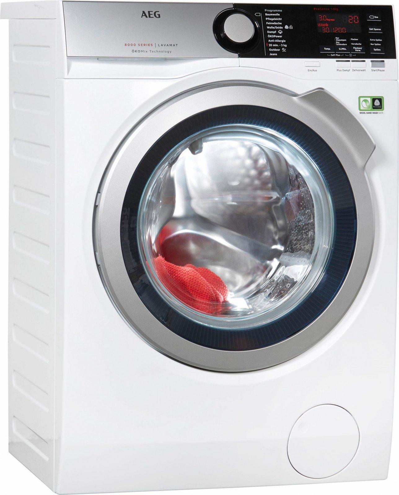 Aeg L8Fe48Okom Waschmaschine Im Test 2018 von Beko Wmb 71443 Pte Stiftung Warentest Bild