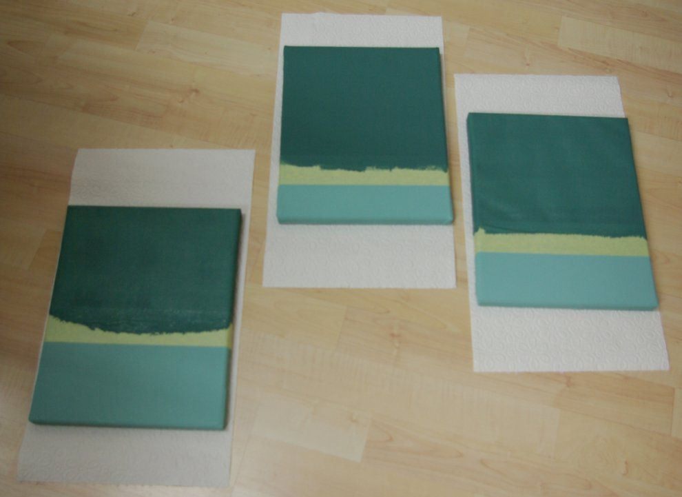 Alice And Caligula  Einfach Selbst Gemacht  Kreativblog  A&c von Schöner Wohnen Farbe Jade Photo