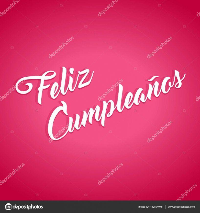 Alles Gute Zum Geburtstag Auf Spanisch — Stockvektor © Mictoon von Alles Gute Zum Geburtstag Auf Spanisch Photo