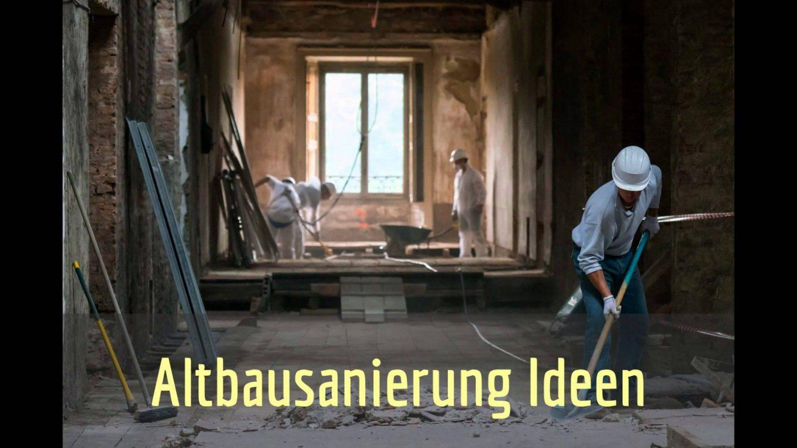 Altbausanierung Berlin Altes Haus Sanieren Youtube Von Altes Haus