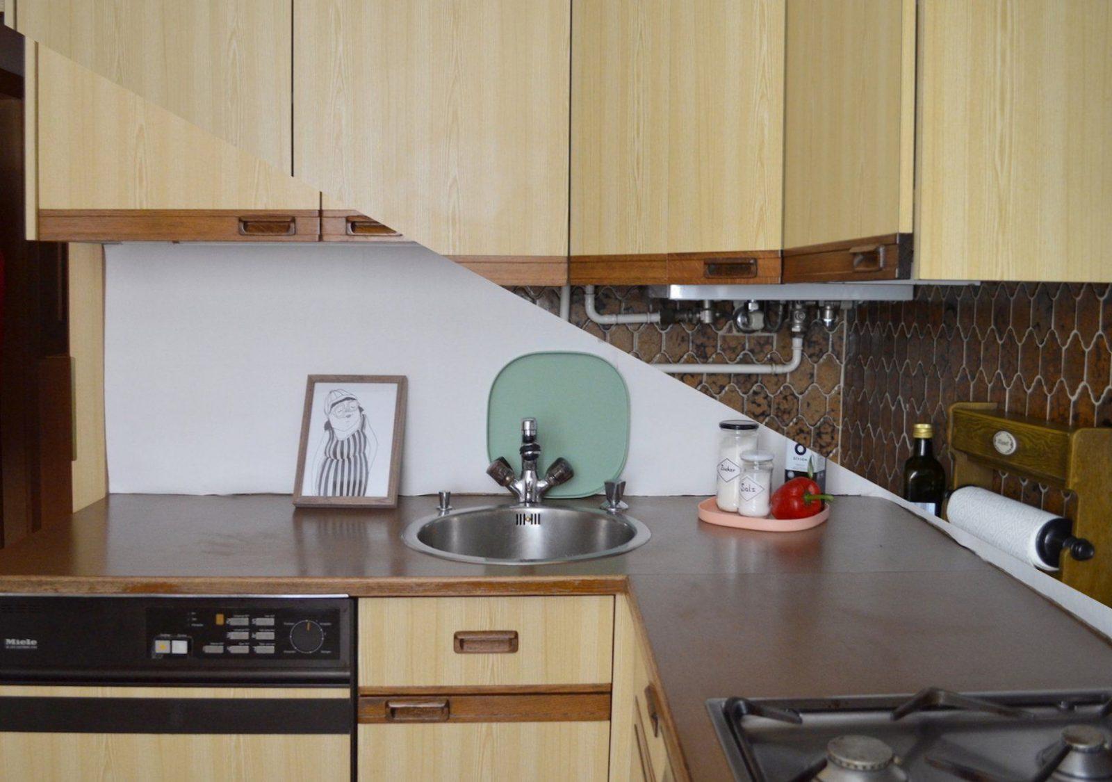 Alte Küche Renovieren von Küche Neu Gestalten Renovieren Bild