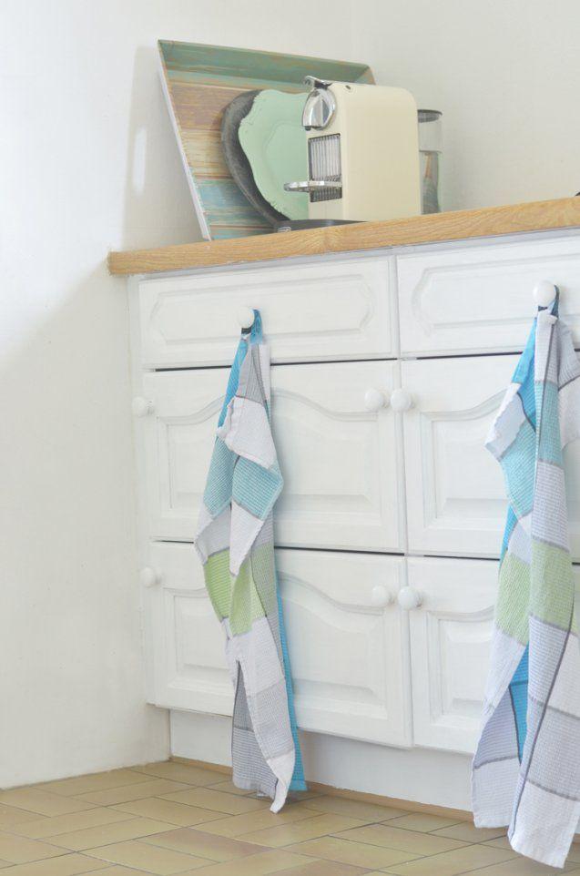 Alte Küche Weiß Streichen von Schrank Weiß Streichen Ohne Schleifen Bild