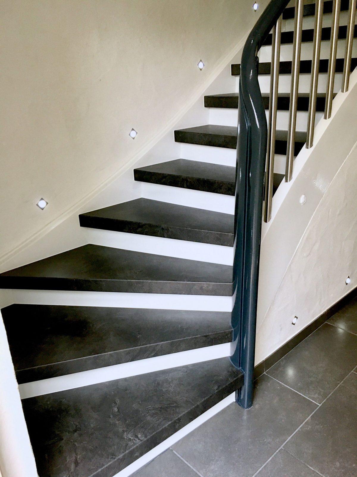 Alte Treppe Wieder Neu  Alte Treppe Neu Gestalten  Pinterest von Alte Holztreppe Neu Gestalten Bild