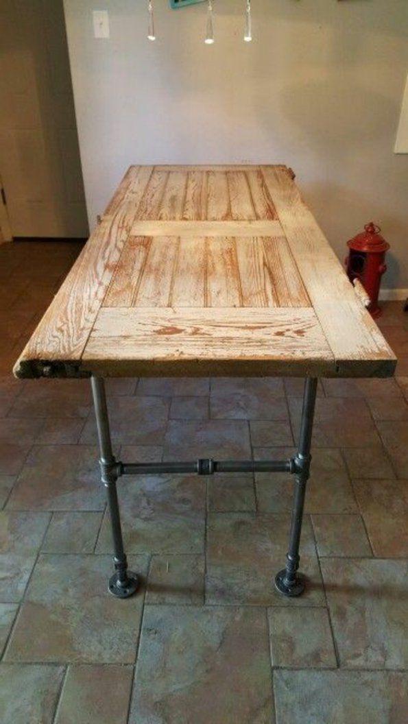 Alten Holztisch Aufarbeiten Tisch Und Alte Sthle Neu Gestalten von Alten Tisch Neu Gestalten Photo