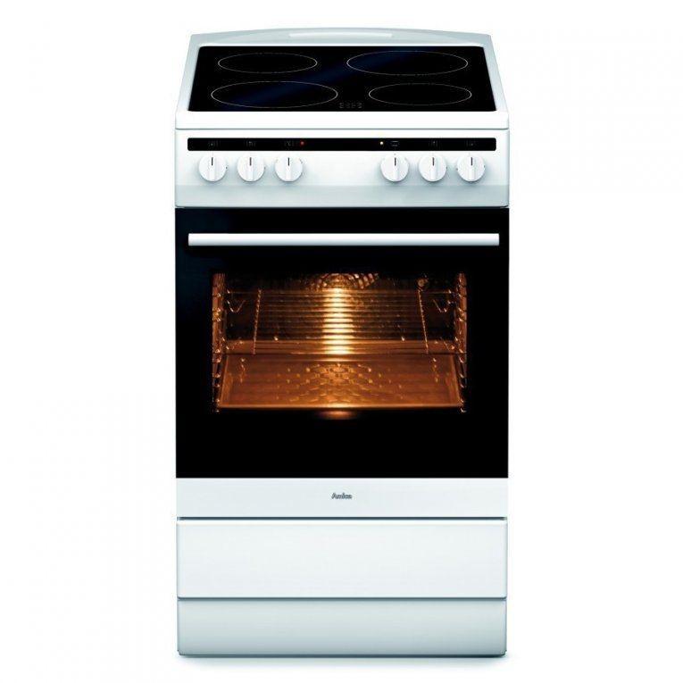 Amica  Elektrostandherd  Shc 11552 W Jetzt Online Kaufen von Amica Shc 11552 W Bild