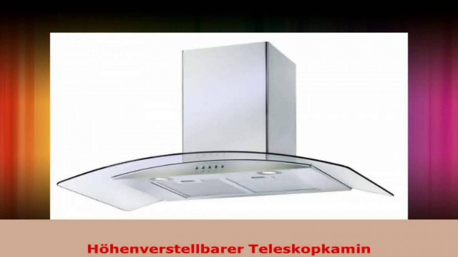 Amica Kh 17183 E Kaminhaube 900 Cm 660 M Bedienung Über Drucktasten von Amica Kh 17184 E Photo
