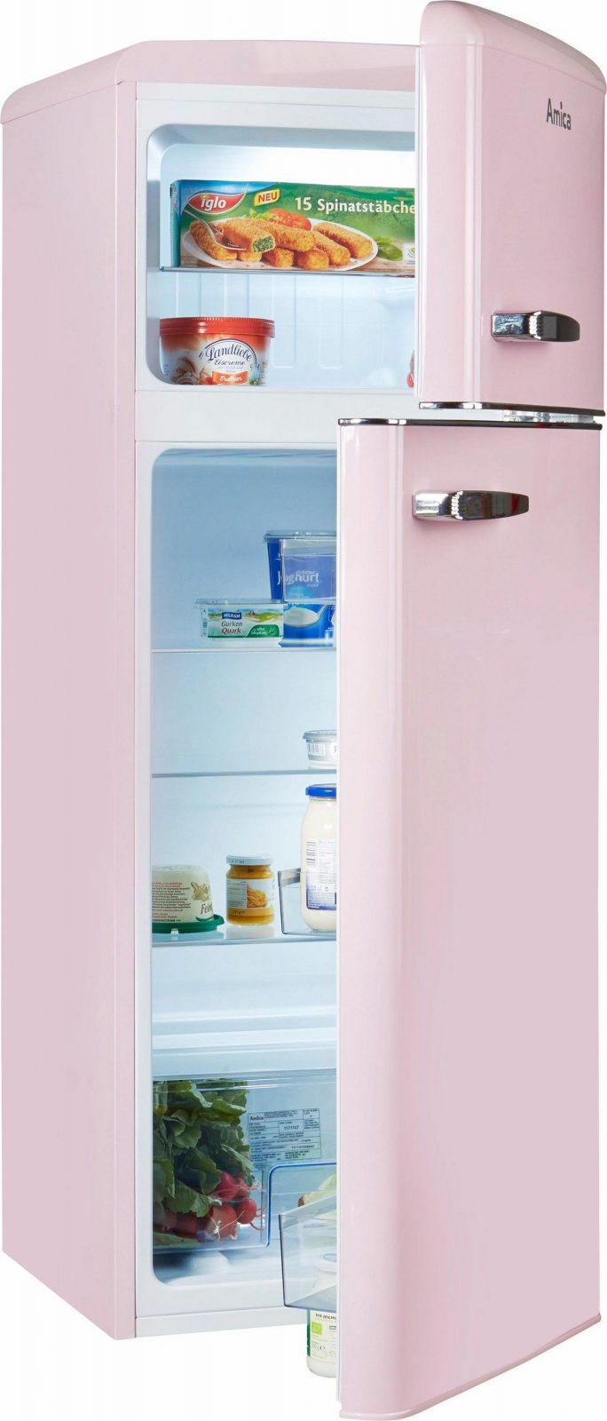 Amica Kühlgefrierkombination 144 Cm Hoch 55 Cm Breit Auf von Kühlschränke 55 Cm Breit Photo