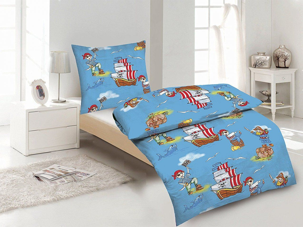 Luxurios Microfaser Fleece Bettwasche Kinder Bettwasche Ideen Von