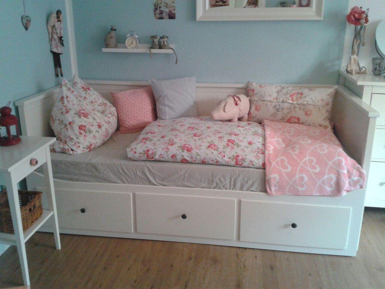 Andere Und Gebraucht Ikea Hemnes Bett Tagesbett Weiss Schubladen In von Ikea Hemnes Bett Ausziehbar Photo