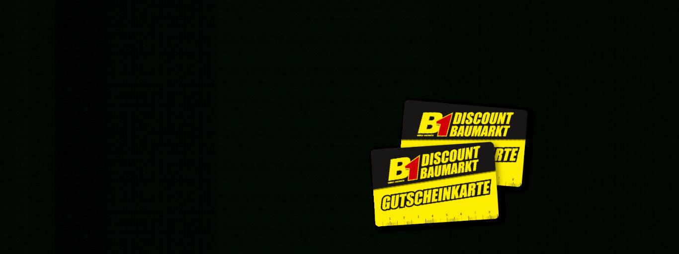 Angebote von B1 Discount Baumarkt Hagen Bild