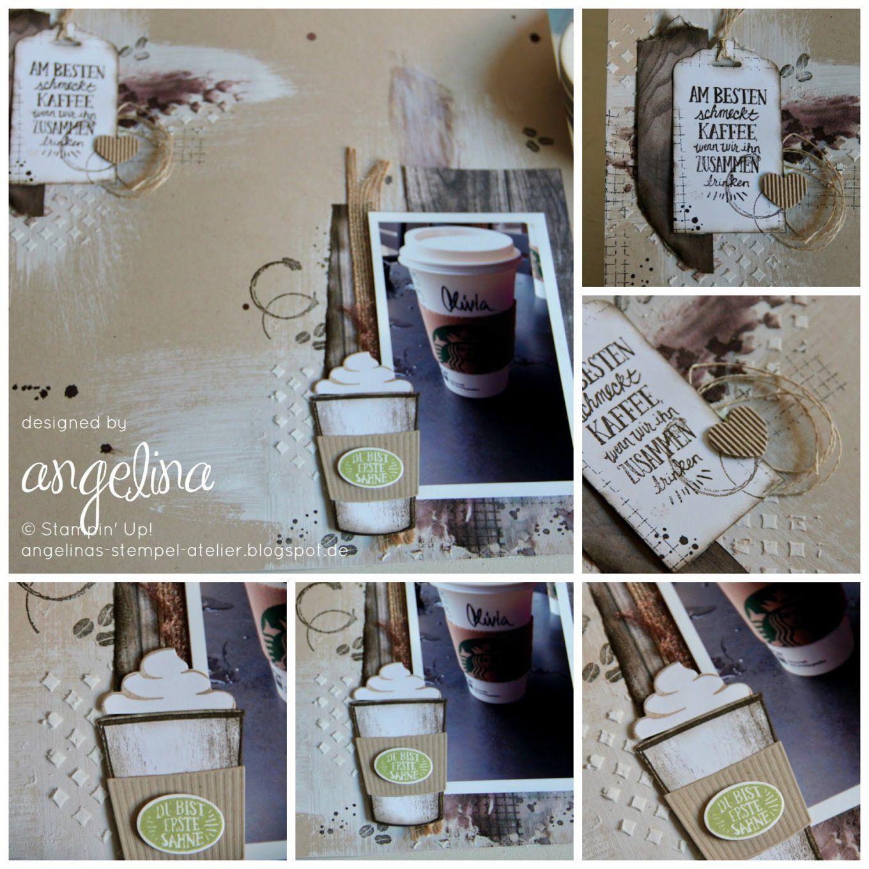 Angelinas Stempel Atelier Am Besten Schmeckt Kaffee Wenn Wir Ihn von Welcher Kaffee Schmeckt Am Besten Bild