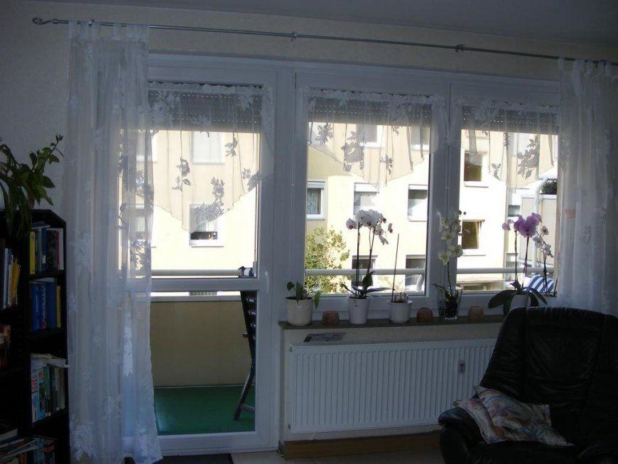 Angenehm Gardinen Fenster Und Balkontür  Fenster Gardinen Galerien von Gardinen Für Fenster Mit Balkontür Photo