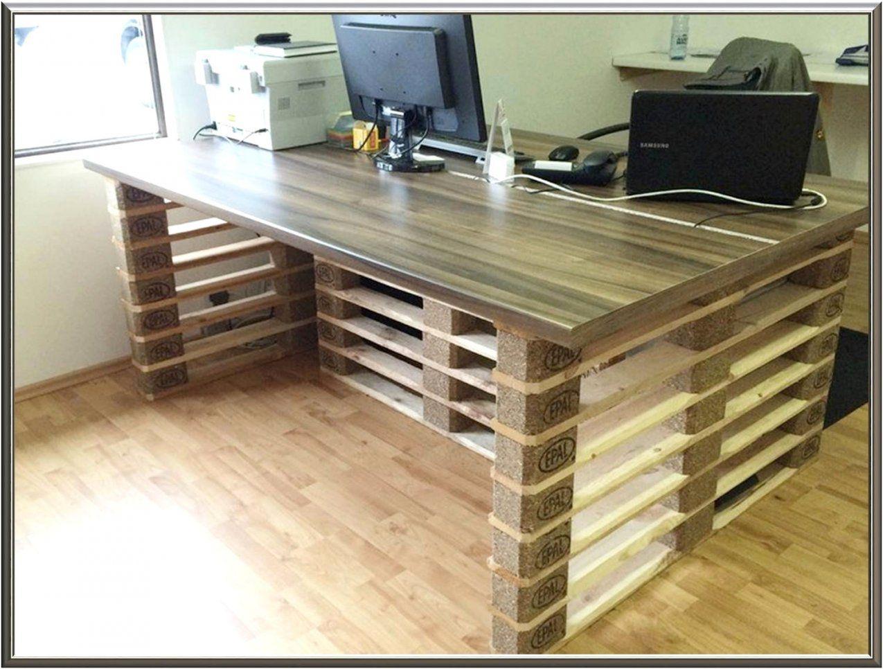 Arbeitsplatte Selber Bauen Genial  Kleines Avec von Schreibtisch Selber Bauen Arbeitsplatte Bild