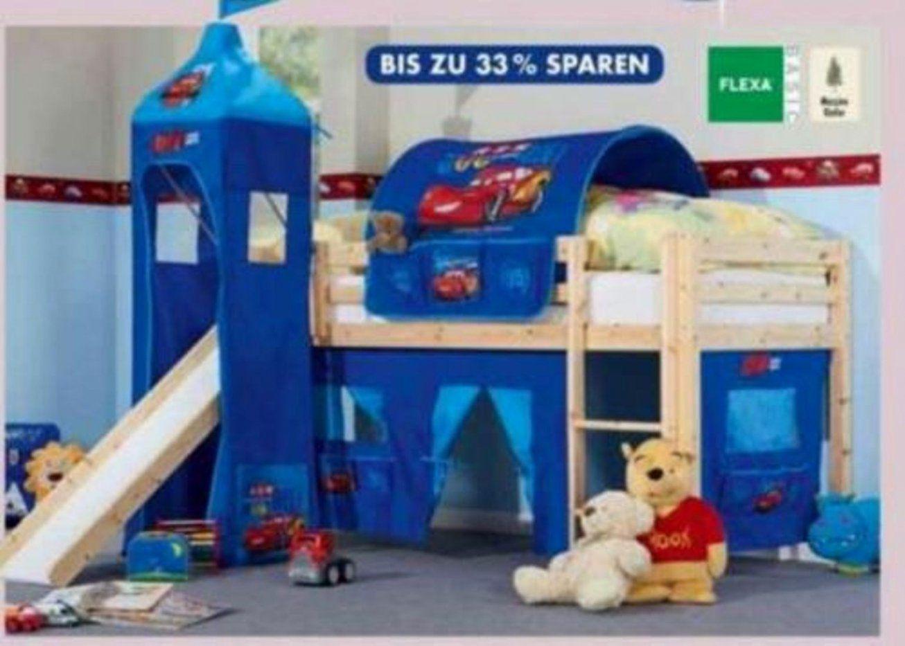 Etagenbett Dänisches Bettenlager : Vorhang cars für bett corinna frieda oder verena von hochbett