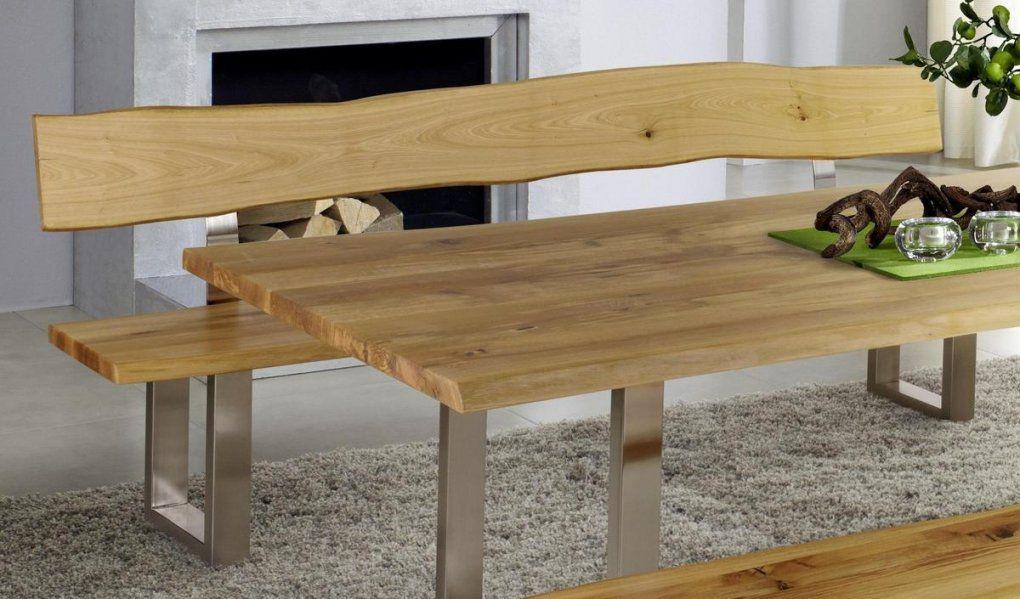 Architektur Esszimmer Bank Holz Sitzbank Contrera Aus Buche Selber von Esszimmerbank Mit Lehne Holz Photo