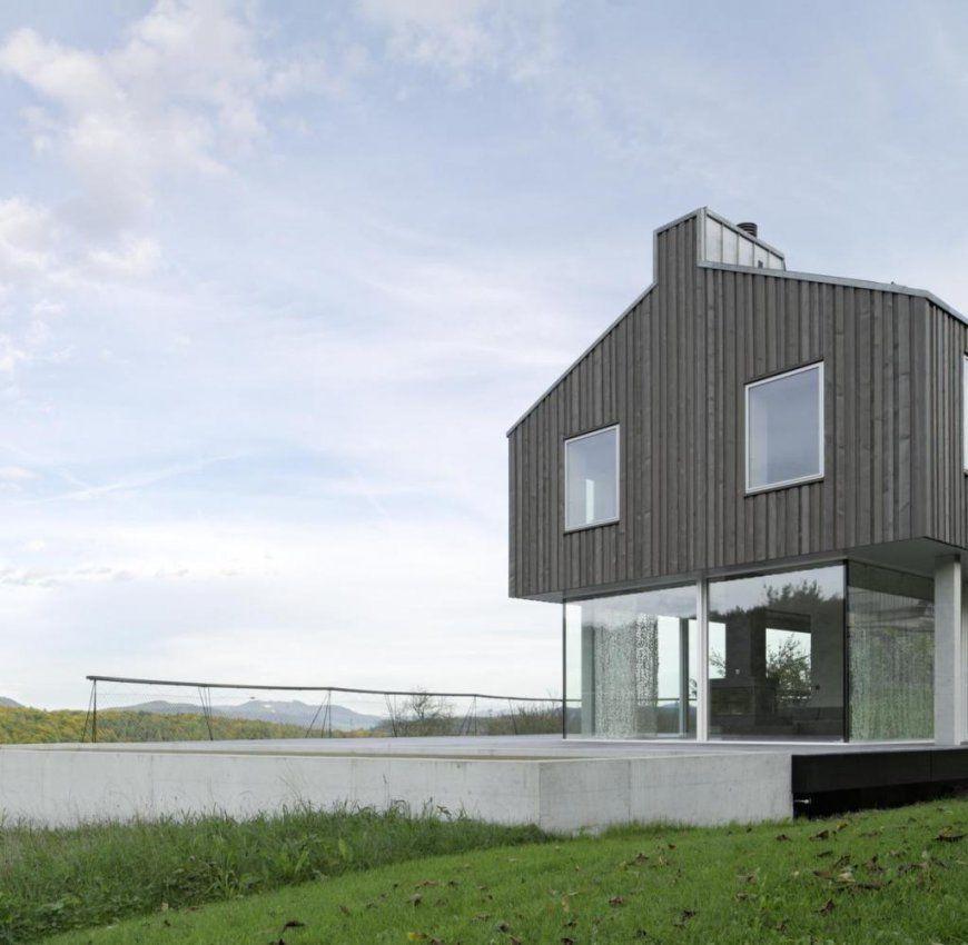 Architekturaward Schweizer Bauen Die Schöneren Häuser  Welt von Haus Des Jahres 2013 Photo