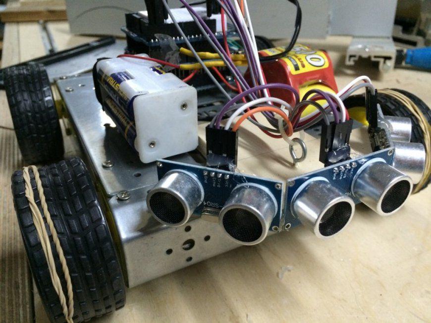 Ardumower  Einen Rasenmähroboter Selber Bauen [Teil 1] von Rasenmäher Roboter Mit Gps Photo