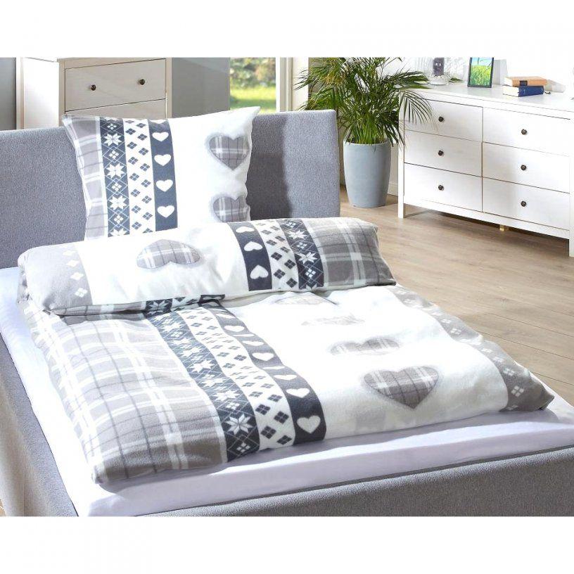 Ästhetische Ideen Bettwäsche 155×220 Grau Und Günstige Micro Fleece von Plüsch Bettwäsche 155X220 Bild