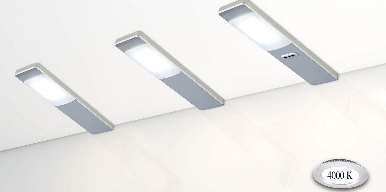 Ästhetische Inspiration Led Unterbauleuchte Küche 230V Und Schöne von Led Unterbauleuchte Küche 230V Photo