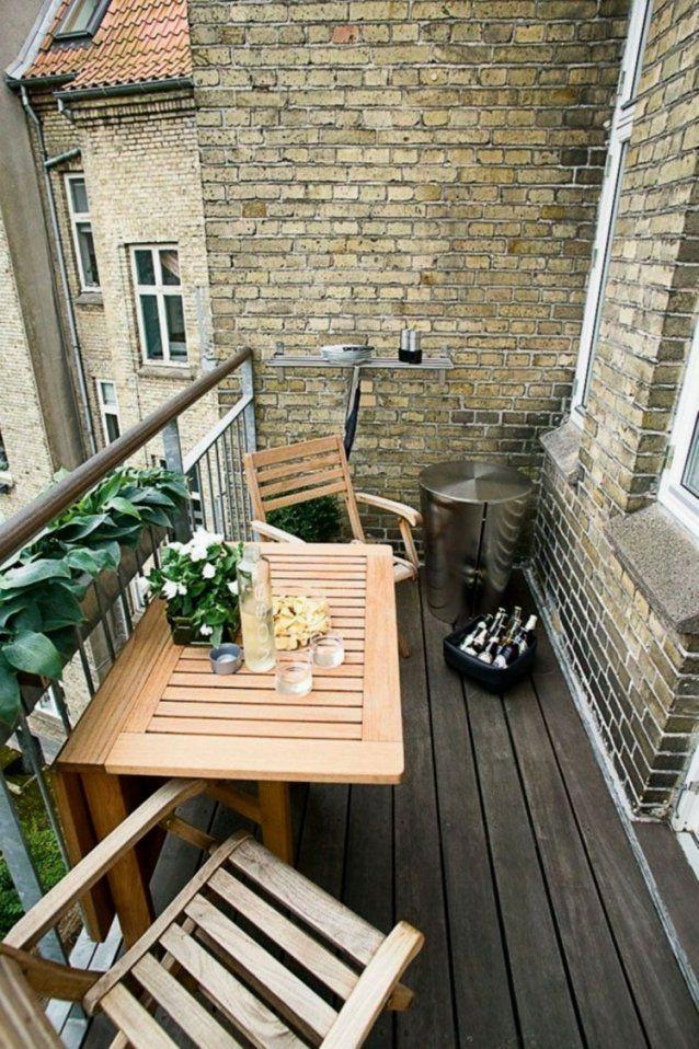 Atemberaubend Balkonmöbel Für Kleine Balkone Balkonmoebel Kleinen von Tisch Für Kleinen Balkon Bild