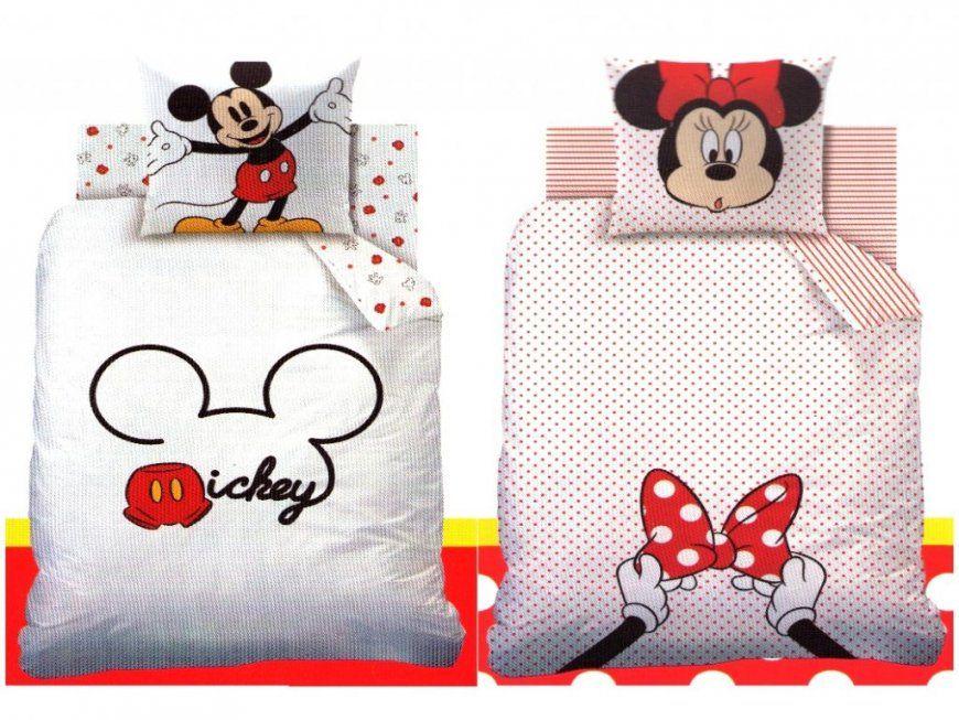 Atemberaubende Inspiration Partner Bettwäsche Und Beeindruckende 1X von Partner Bettwäsche Mickey Mouse Und Minnie Mouse Photo