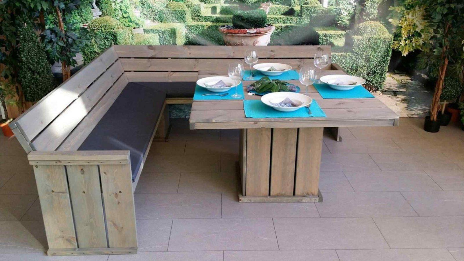 Attractive Ideas Eckbank Garten Hause Deko Ideen Seoru Me Selber von Eckbank Garten Selber Bauen Photo