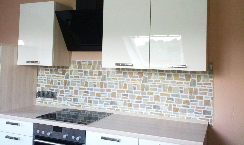 Attraktive Inspiration Abwaschbare Tapete Für Küche Und Brillant von Abwaschbare Tapete Für Küche Bild