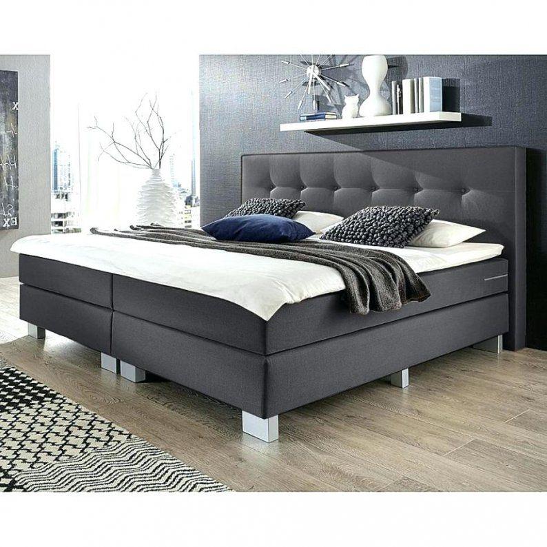 Aufbau Boxspringbett Full Size Of Billig Matratze von Bett Umbauen Zum Boxspringbett Bild