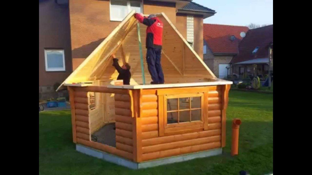 Aufbau Einer Grillkota Zimmerei Pagenkemper Von Scandinavic Woodart von Grillhütte Selber Bauen Anleitung Bild