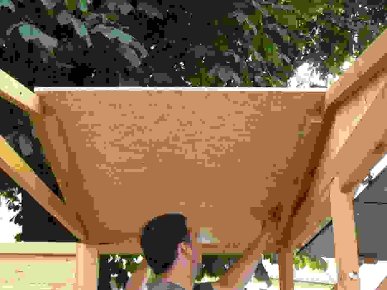 Aufbau Verkaufshütte Mueglitztal Ist Das Beste Von Konzept Von von Vordach Selber Bauen Bauanleitung Bild