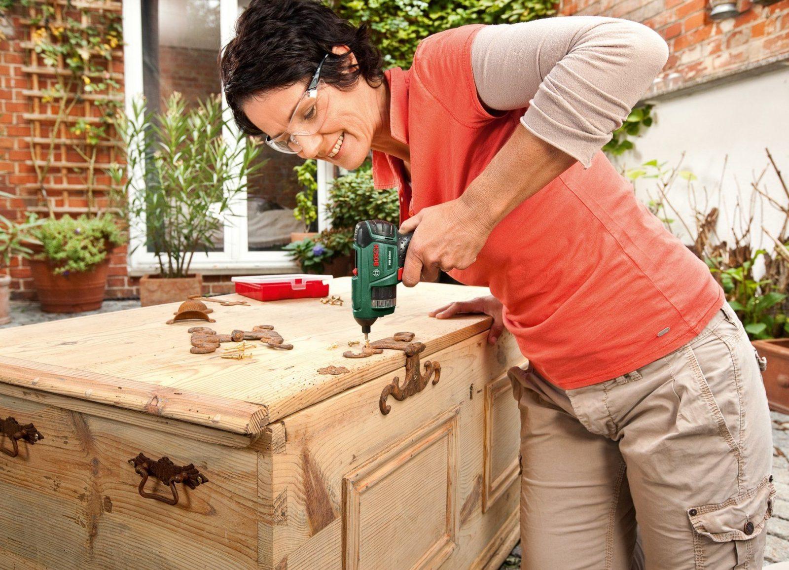 Auflagenbox Bauen & Draußen Keinen Platz Mehr Verschwenden von Auflagenbox Holz Selber Bauen Bild