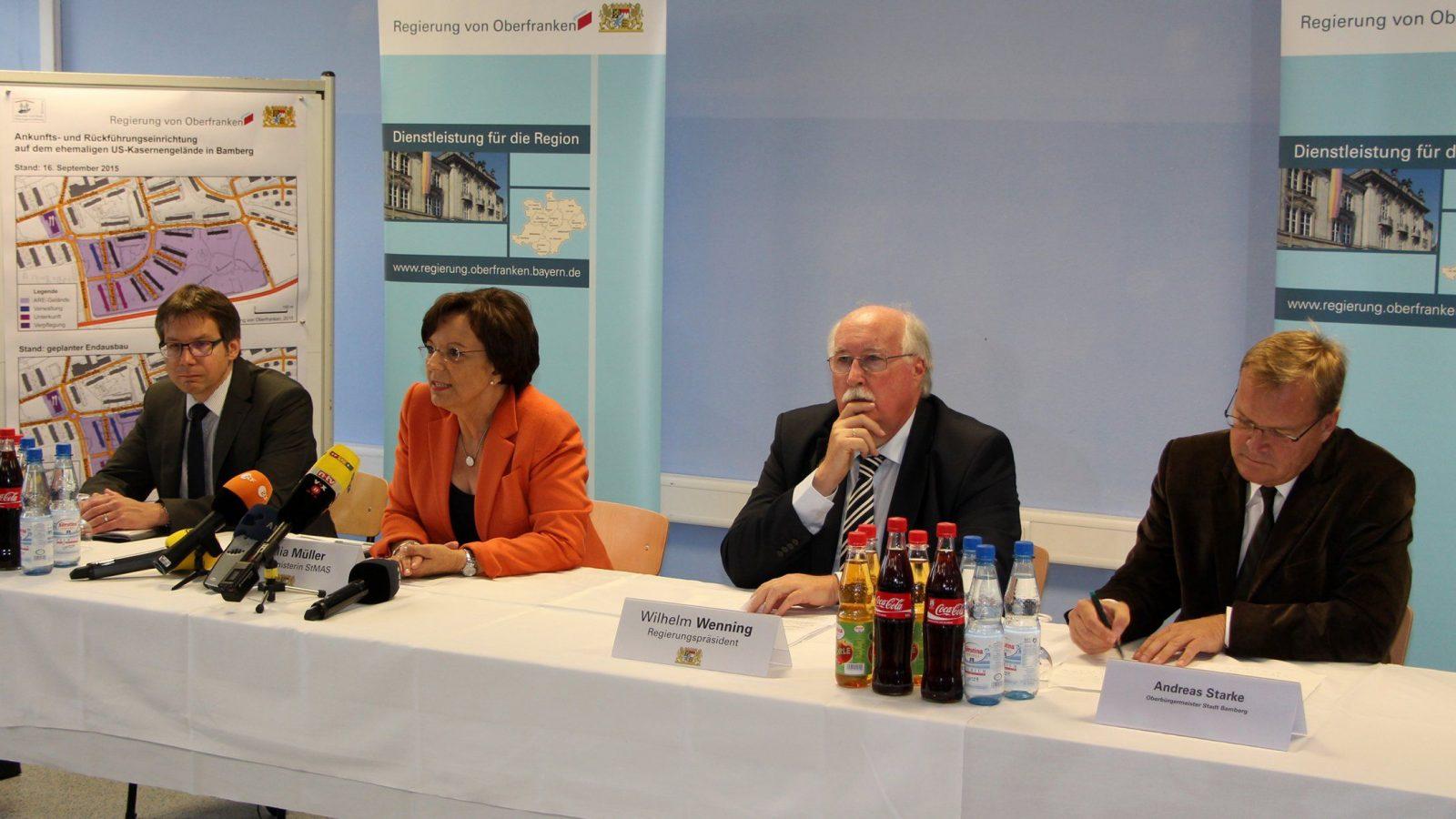 Aufnahmeeinrichtung Oberfranken  Regierung Von Oberfranken von Matratzen Müller Hirschaid Photo