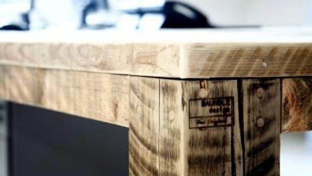 Aus Alt Mach Neu Möbel Aus Gerüstbohlen Und Eisstielen  Bauen von Möbel Aus Gerüstbohlen Selber Bauen Photo