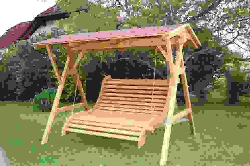 Hollywoodschaukel Holz Selber Bauen | Haus Design Ideen