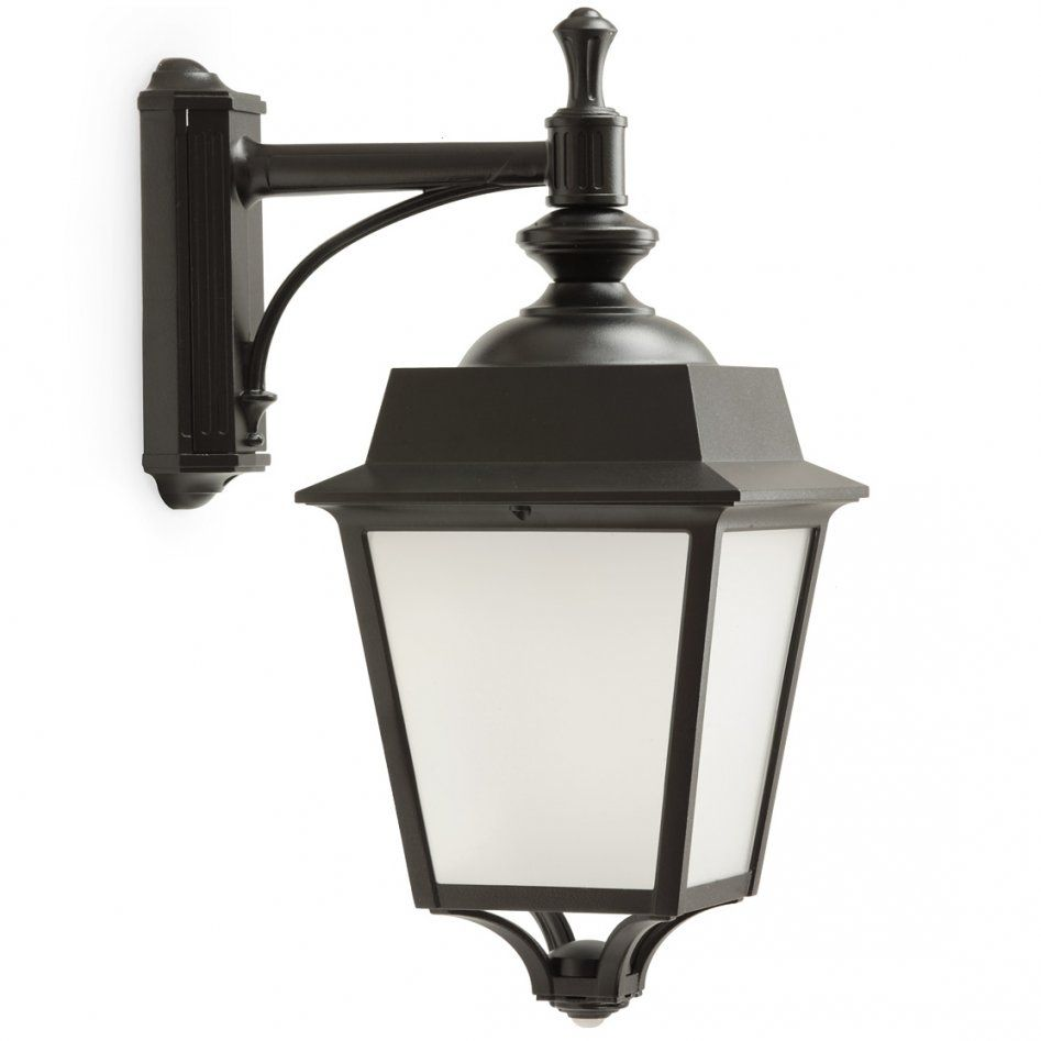 Außenlampe Antik Mit Bewegungsmelder Klassische Laterne von Außenleuchte Mit Bewegungsmelder Antik Photo