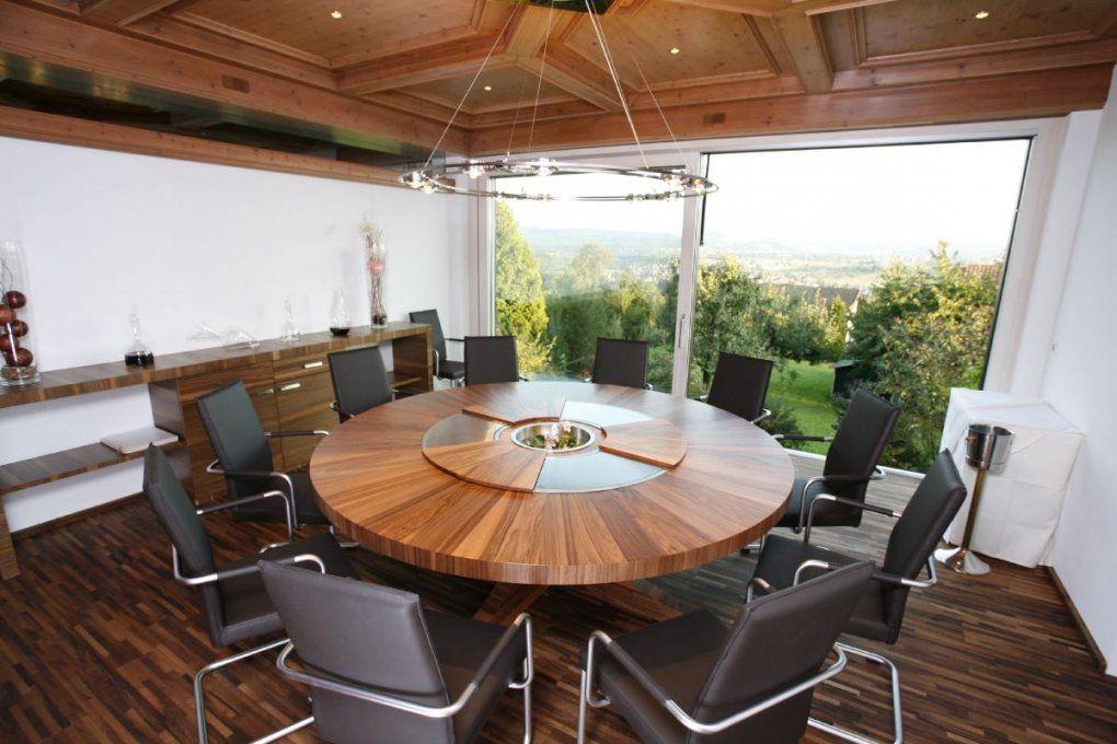 Ausgezeichnet Runder Esstisch 10 Personen Konzeption 7705 von Runder Tisch Für 10 Personen Bild