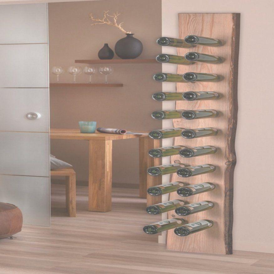 Ausgezeichnet Weinregal Ideen Fotos  Wohnzimmer Dekoration Ideen von Weinregal Aus Holz Selber Bauen Photo