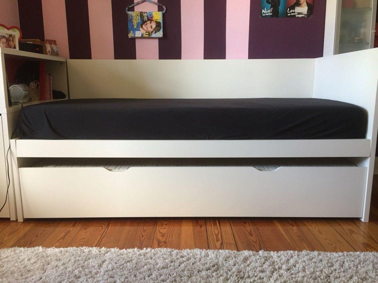 Awesome Bett Mit Unterbett Contemporary  Kosherelsalvador von Ikea Einzelbett Mit Unterbett Photo